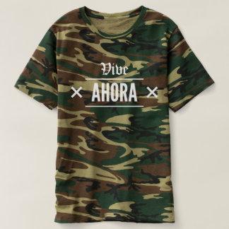 Vive Ahora —VA Camo T-Shirt