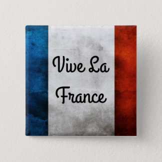Vive La France Badge
