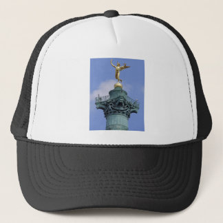 Vive la France, Bastille 1776 Trucker Hat
