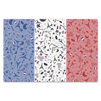 Vive la France Tissue Paper