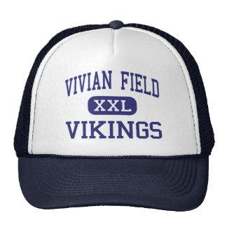 Vivian Field Vikings Middle Farmers Branch Cap