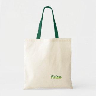 Vivian Green Style Budget Tote Budget Tote Bag