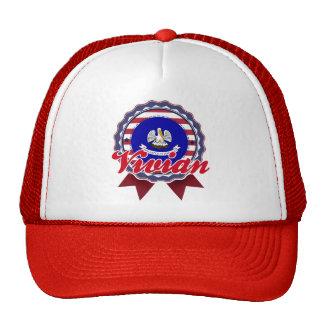 Vivian, LA Mesh Hat