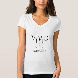 Vivid Audacity Logo T T-Shirt