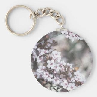 Vivid Blossoms Keychain