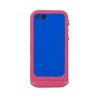 Vivid Deep Ocean Blue Incipio ATLAS ID™ iPhone 5 Case