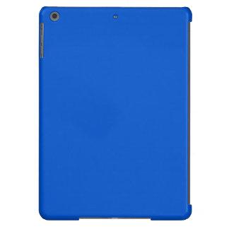 Vivid Deep Ocean Blue iPad Air Cases