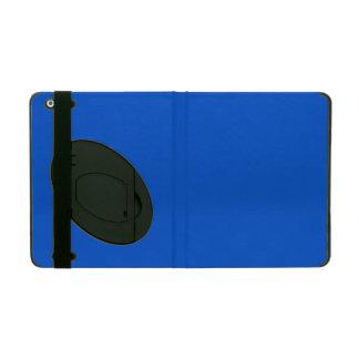 Vivid Deep Ocean Blue iPad Covers
