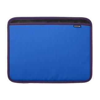 Vivid Deep Ocean Blue MacBook Air Sleeve