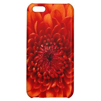 Vivid Orange Flower IPhone Case iPhone 5C Covers