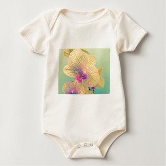 Vivid orchid baby bodysuit
