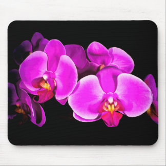 Vivid Orchid Mouse Pad