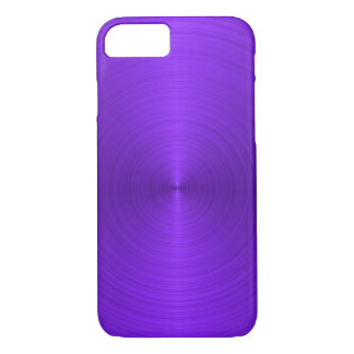 Vivid Purple Metallic iPhone 7 Case