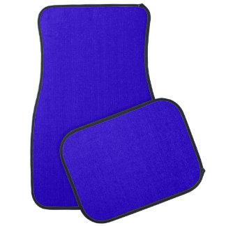 VIVID SAPPHIRE BLUE (solid color) ~ Floor Mat