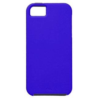 VIVID SAPPHIRE BLUE (solid color) ~ iPhone 5 Case