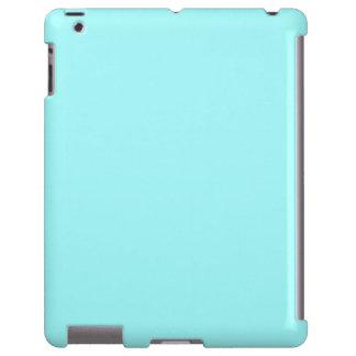 Vivid Sky Blue iPad Case