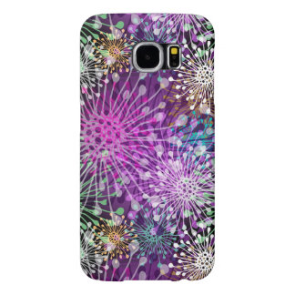 Vivid Spotty Pattern Samsung Galaxy S6 Cases