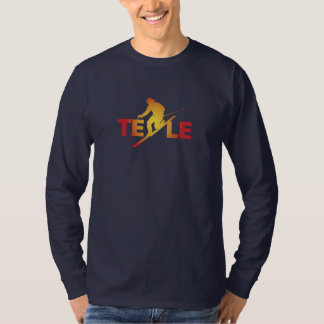 Vivid TELE logo Long Sleeve T-Shirt