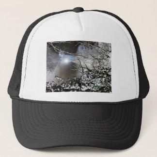 Vivid Winter Trucker Hat