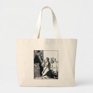 Vivien and Merlin Tote Bags