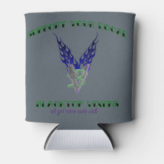 Vixen Beer Holder - gray