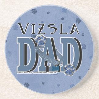 Vizsla DAD Coaster