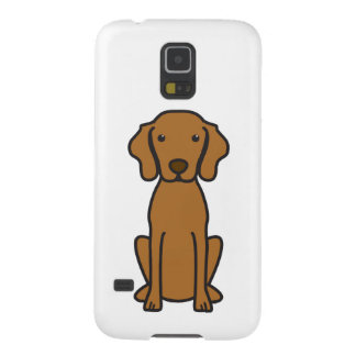 Vizsla Dog Cartoon Case For Galaxy S5