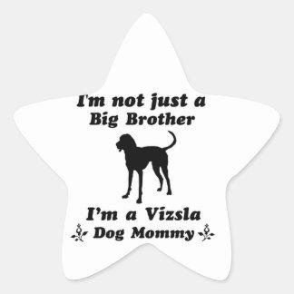Vizsla  Dog Designs Sticker