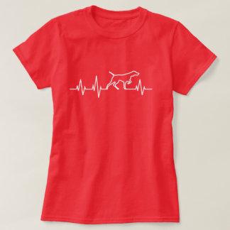 VIZSLA HEARTBEAT TSHIRT