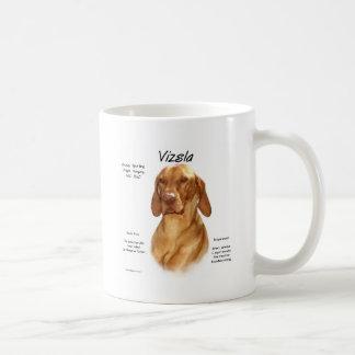 Vizsla History Design Coffee Mug