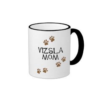 Vizsla Mom Coffee Mugs
