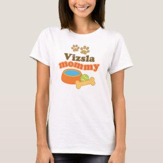 Vizsla Mommy Dog Breed Gift T-Shirt