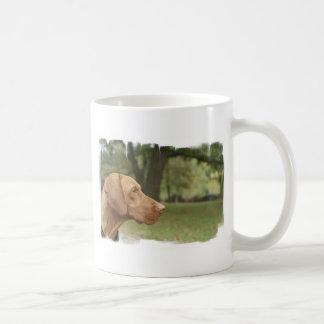 Vizsla Puppy Basic White Mug