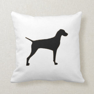 Vizsla silo black.png cushion