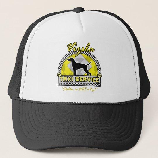 Vizsla Taxi Service Trucker Hat