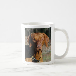 Vizsla Texas Gus Coffee Mug