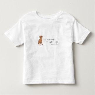 vizsla toddler T-Shirt