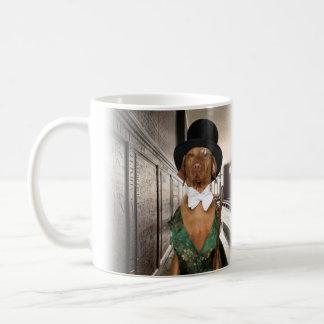 Vizslas ain't that common coffee mug