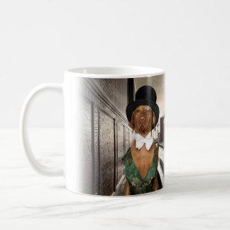 Vizslas ain't that common mug