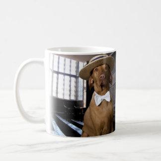 Vizslas are smart puppies mug