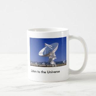 VLA  Listen to the Universe Basic White Mug
