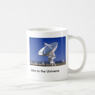VLA  Listen to the Universe Coffee Mug