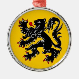 Vlaanderen (Flanders) Christmas Ornament