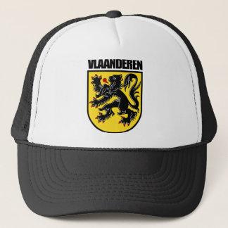 Vlaanderen (Flanders) Trucker Hat