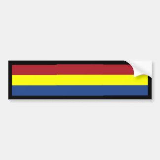 Vlaardingen, Netherlands Bumper Sticker