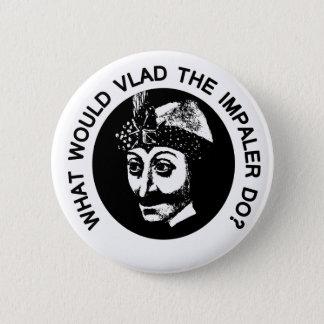 Vlad 6 Cm Round Badge