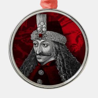 Vlad Dracula Gothic Christmas Ornament