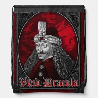 Vlad Dracula Gothic Drawstring Bag