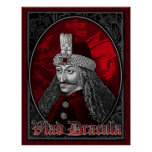 Vlad Dracula Gothic Poster