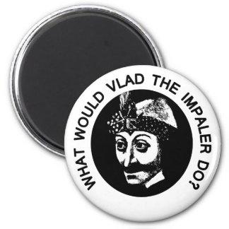 Vlad Refrigerator Magnet